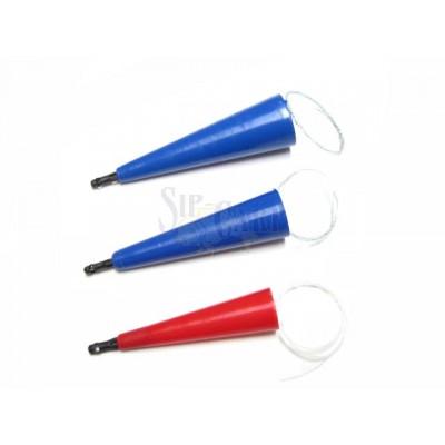 Con pentru elastic rubeziana(varga) 14mm