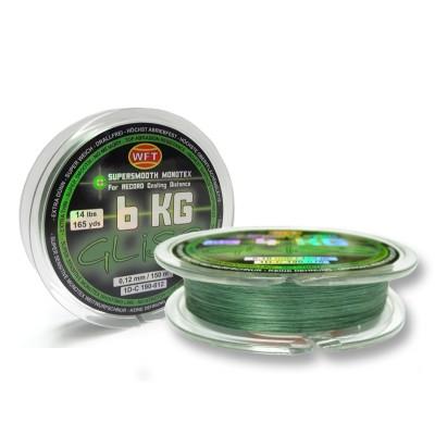 Fir WFT Gliss Monotex Green 0.10mm 150m