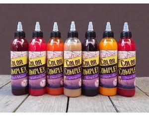 Color Complex aditiv lichid pentru PVA Choco-Orange 125ml