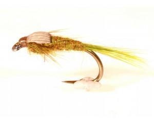 Musca Bwo Wet Fly A.Jensen #14