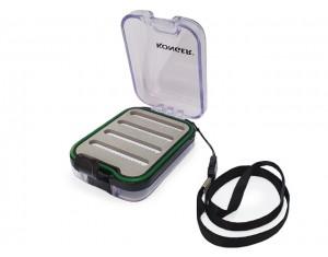 Cutie dublă pentru muște artificiale Konger Fly Box 06
