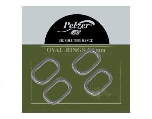 Inel oval Pelzer 6mm