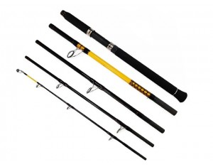 Lansetă WFT Never Crack Big Fish 2.40m 150-700g