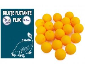 Biluţe flotante Fluo Orange SipCarp