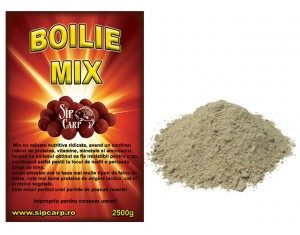 Boilie Mix SipCarp Fish&Liver&Meat 1kg