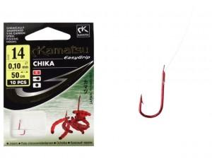 Cârlige legate Kamatsu Chika K-6315 Nr:16 0.10mm
