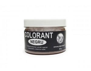 Colorant praf negru 50g