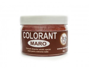 Colorant praf maro 50g