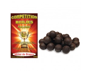 Competition Boilies Solubil Mititei de Brașov 1kg