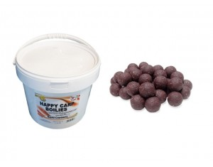 Boilies Happy Carp Squid&Cranberry Găleată 7kg