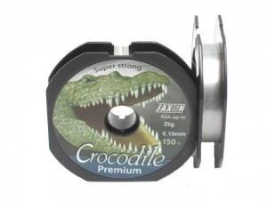 Fir Jaxon Crocodile Premium 0.10mm 150m