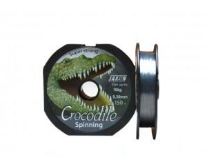 Fir Jaxon Crocodile Spinning 0.25mm 150m