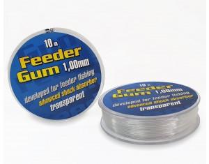 Elastic Feeder Gum FilFishing 1.00mm 10m
