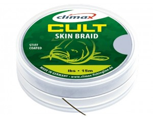 Fir Climax Skin Braid Camou Green 15m 20lbs