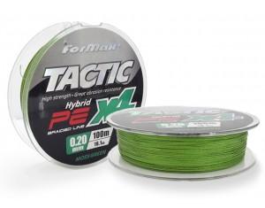 Fir textil Formax Tactic PE X4 0.25mm 100m