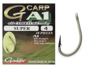 Cârlige Gamakatsu G-Carp A1 Super Camou Maro