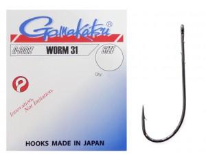 Cârlige Gamakatsu Worm 31