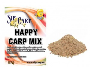 Happy Carp Mix SipCarp 8kg