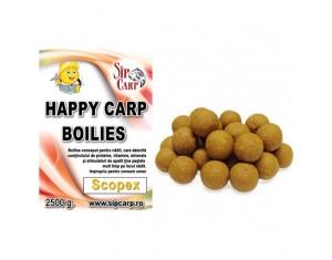 Boilies Happy Carp SipCarp Scopex
