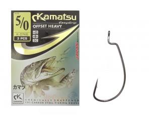 Cârlige Kamatsu Offset Heavy K-0746BLN