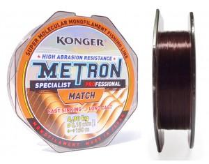 Fir Konger Metron Match Sinking 0.18mm 150m