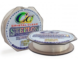 Fir Konger Steelon Fluorocarbon Coated 0.35mm 150m