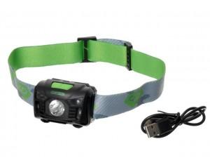 Lanternă de cap Carp Pro Diamond WR Motion Sensor 3W
