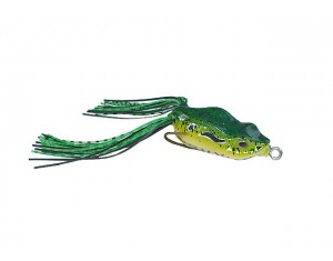 Broasca Magic Fish Frog Jaxon 2D 6cm