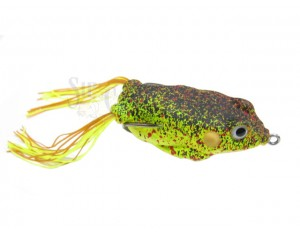 Broasca Magic Fish Frog Jaxon 3D 4cm