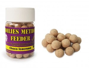 Boilies SipCarp Method Feeder Choco Icecream 10mm