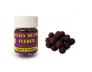 Boilies SipCarp Method Feeder Squid&Cranberry 10mm