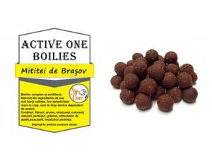Boilies Active One Mititei de Brasov 1kg
