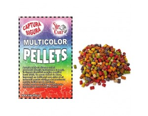 Pelete Multicolor 6mm