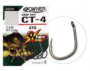 Cârlige Owner CT-4 Carp Aya