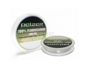 Fir Pelzer Fluorocarbon Low Vizz 0.37mm 20m