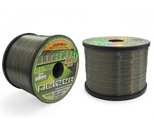 Fir Pelzer Executive Carp Line Olive 0.40mm 1200m