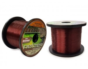 Fir Pelzer Executive Carp Line Brown 0.35mm 1200m