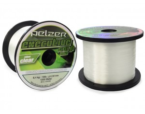 Fir Pelzer Executive Carp Line Clear 0.28mm 1200m