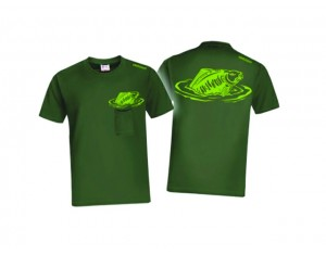 Tricou Pelzer verde