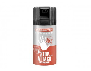 Spray autoapărare Perfecta Stop Attack Extreme 40ml