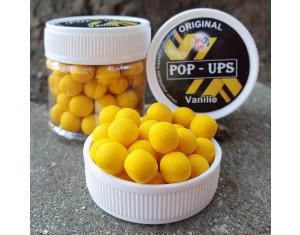 Pop Ups Vanilie 50ml 8mm