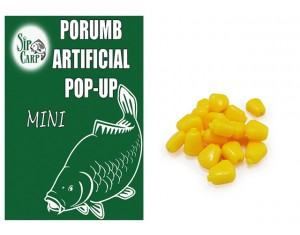 Porumb flotant (Pop Up) SipCarp Mini