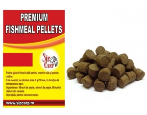 Pelete Premium Fishmeal 10-12mm