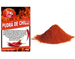 Pudră de Chilli - Chilli Powder 500g