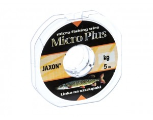 Fir strună Jaxon Micro Plus 5m 9kg