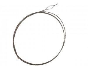 Sârma oțelită inoxidabilă 60 cm