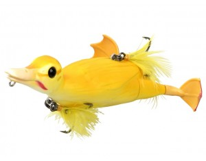 Vobler Savage Gear 3D Suicide Duck 10.5cm 28g Yellow 02 F