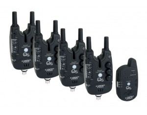 Set Avertizoare Carp Pro Q5 4+1