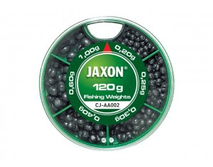 Set plumbi despicați Jaxon Standard ST 120g