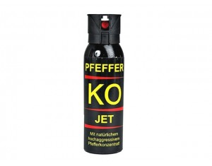Spray autoapărare Klever KO Jet 100ml